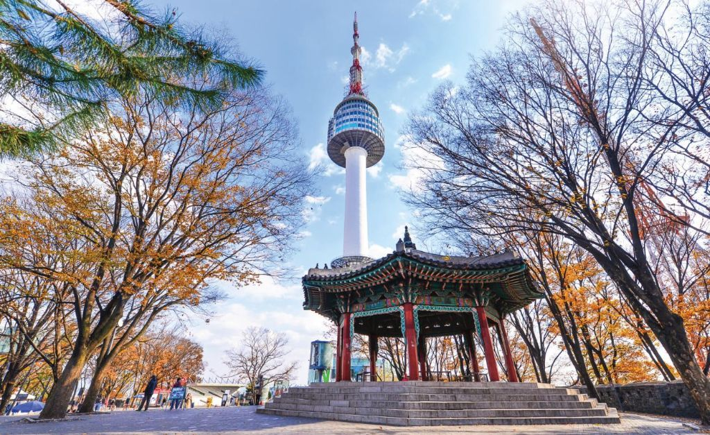 N Seoul Tower (Namsan Tower)