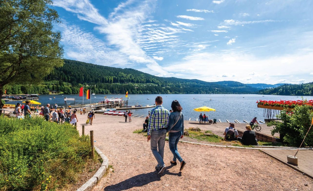 Titisee, Black Forest, Germany