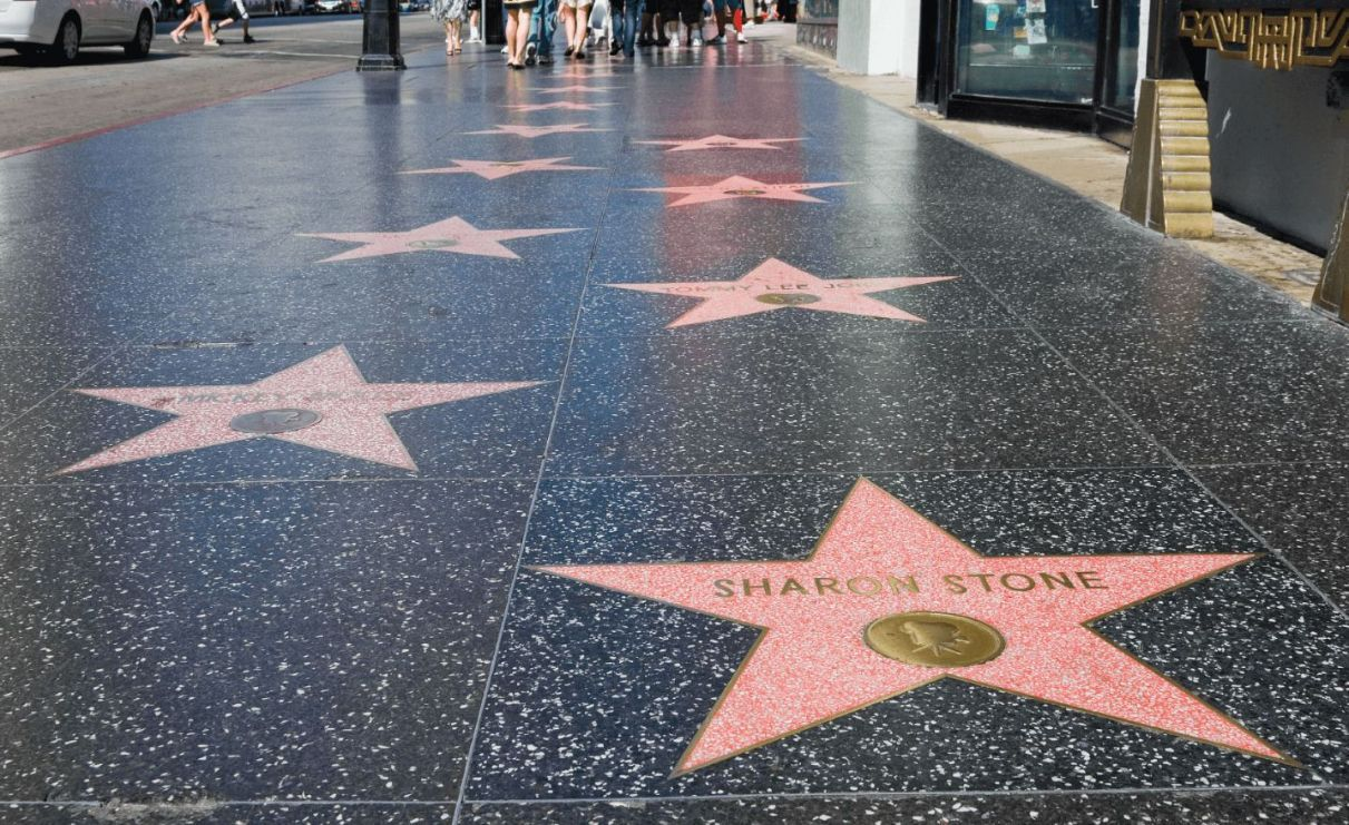 Wikipedia Hollywood Walk of Fame