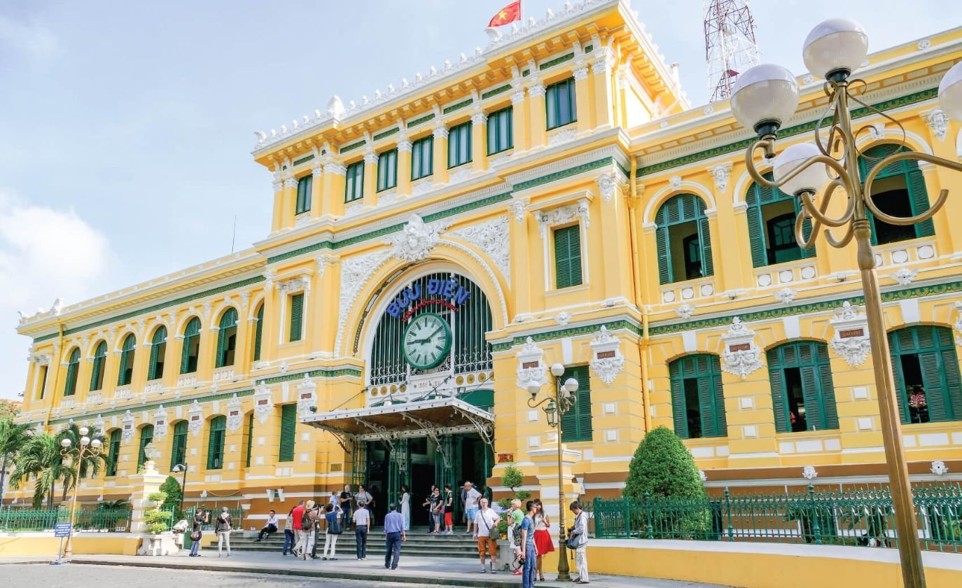 Sai Gon Post Office