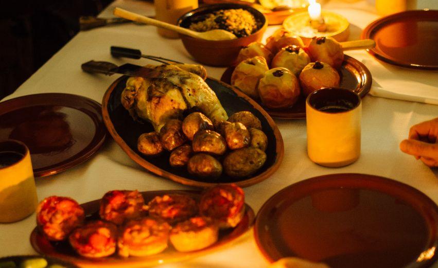 Latvian Local Cuisine