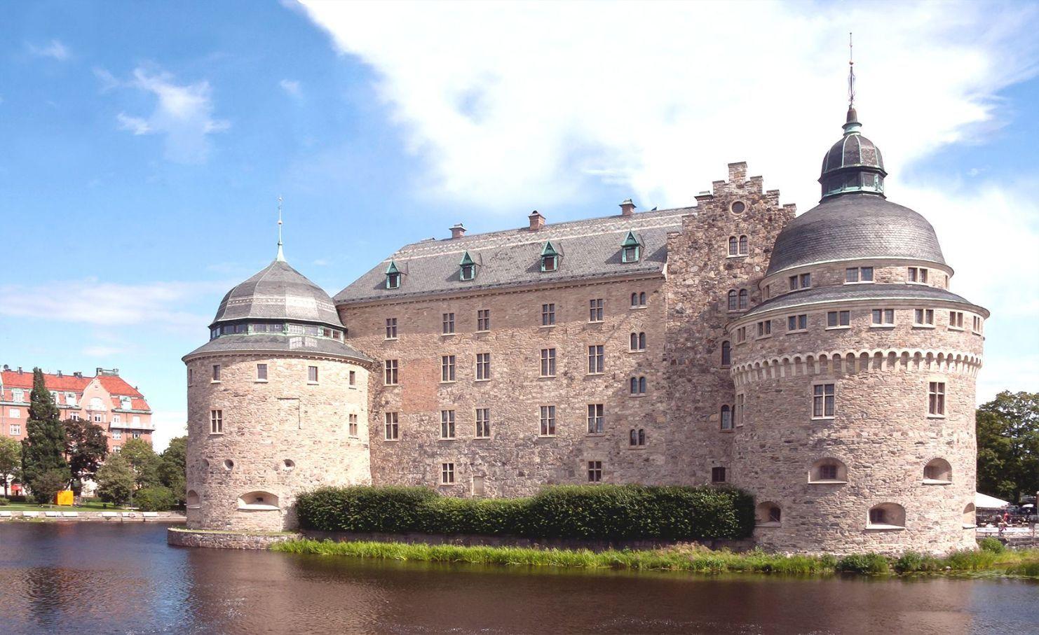 O¨rebro Castle in O¨rebro