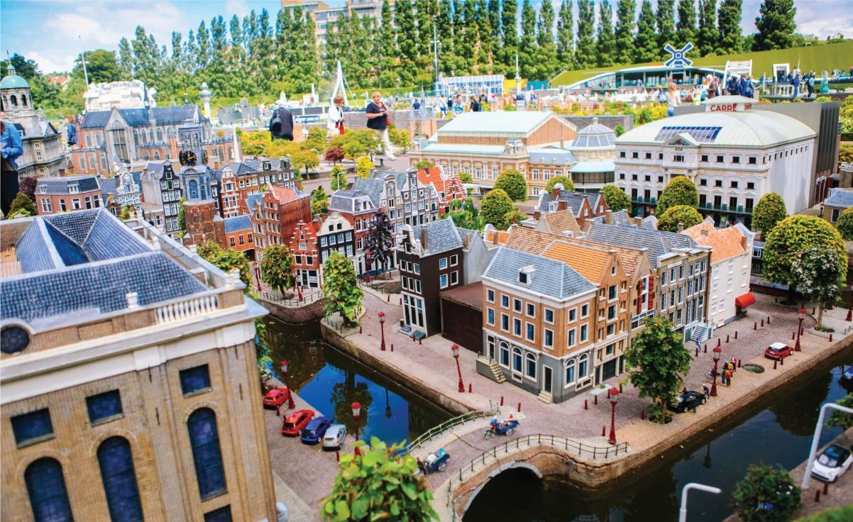 Entrance to Madurodam