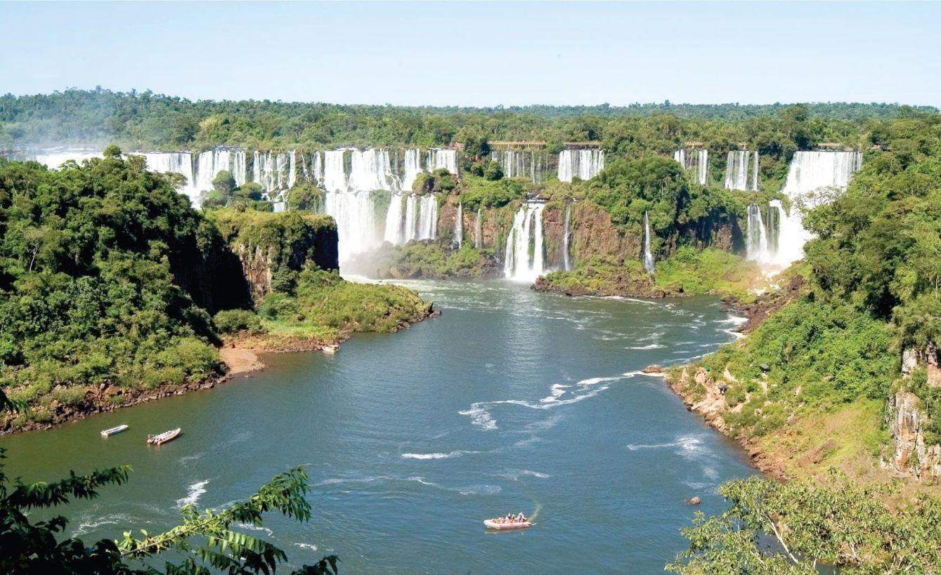 Rio-Iguazu Falls