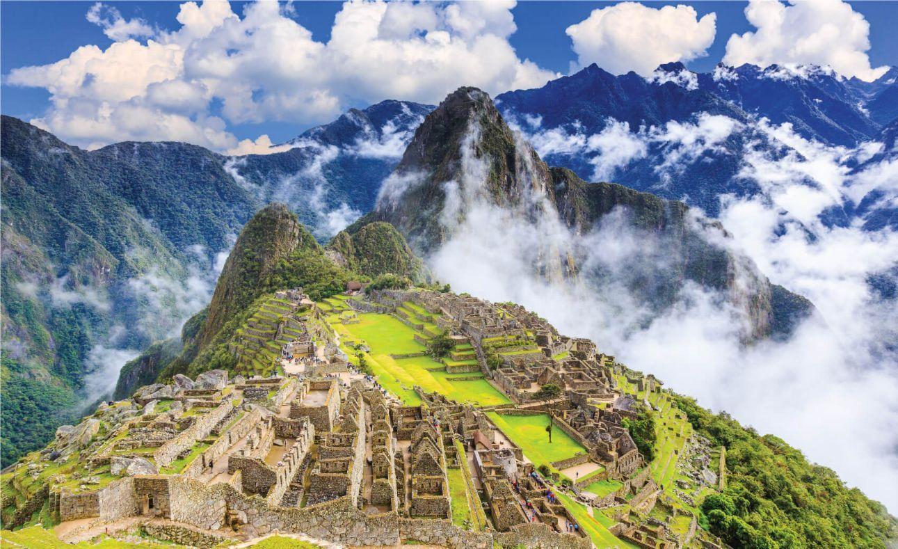 Machu Picchu-Cusco