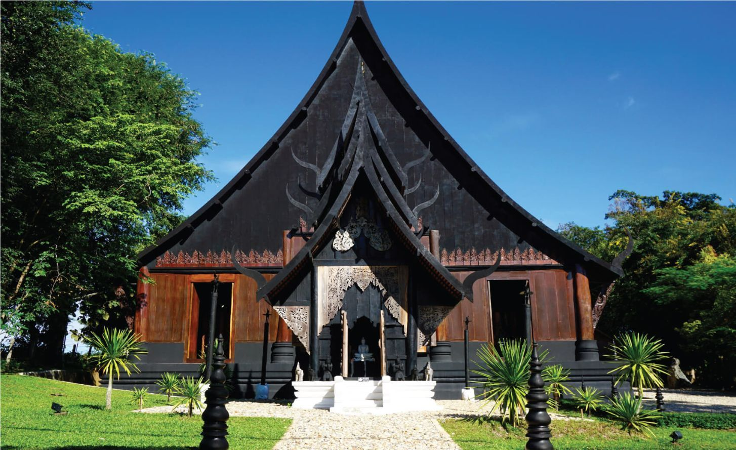 Baan Dam (Black House)